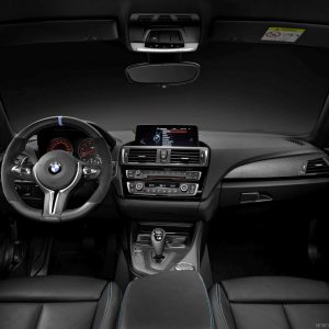Interior BMW M4 Coupe M Performance