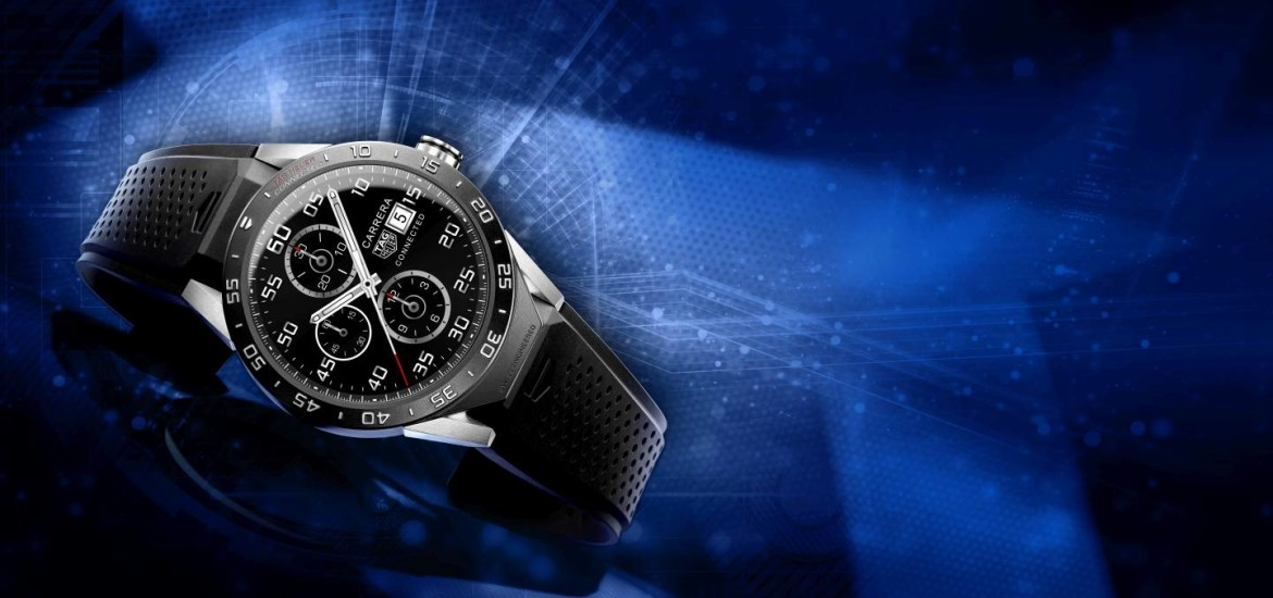 TAG Heuer Connected, primul smartwatch elvețian