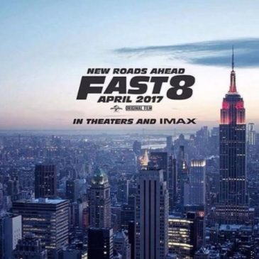 Fast & Furious 8 – The Fate of the Furious