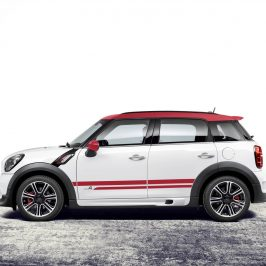 Noul MINI John Cooper Works Countryman