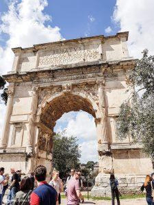Arcul lui Titus, Roma