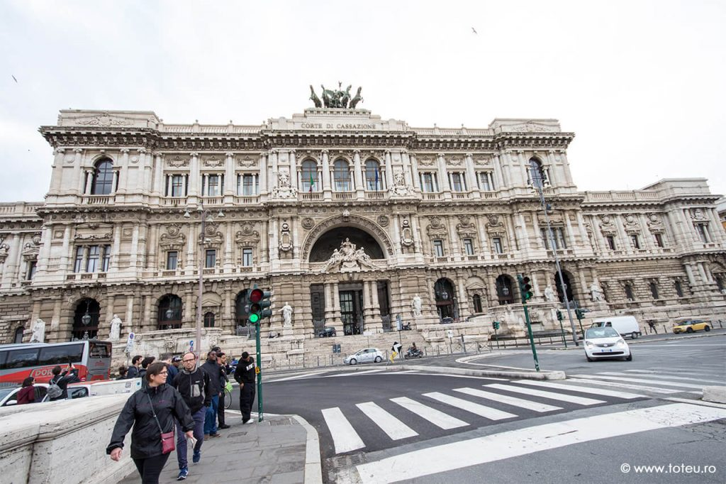 Palace of Justice, Rome