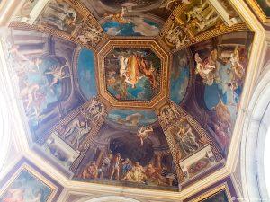 Capela pictata
