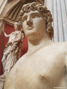 Statuie din marmura